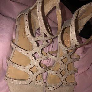 LC Gladiator Sandals!